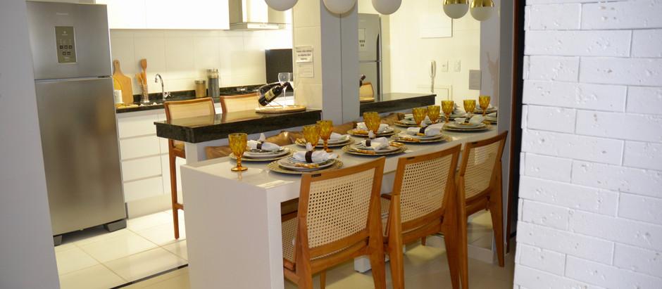 Prático e aconchegante! Como a decoração pode transformar pequenos espaços