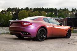 2010 Maserati GT Coupe