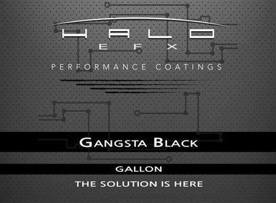 Halo EFX- Gangsta Black (Top Coat)