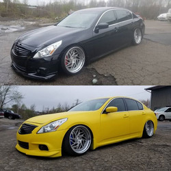 G37S lookin 🔥🔥🔥 with a little Sulfer