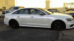 Audi A6 in Premium Coatings