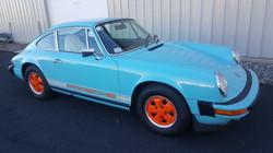 Porsche 912E in Premium Coating
