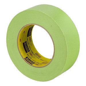 Scotch® Performance Green Masking Tape 233+, 48 mm