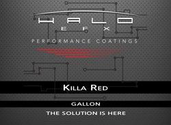 Halo EFX- Killa Red