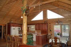 Presque Isle open floor plan