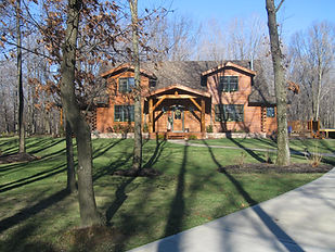 Log Homes Frederick Maryland