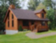 Log Home Layaway