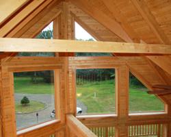 Diamond Lake Log Home Plan