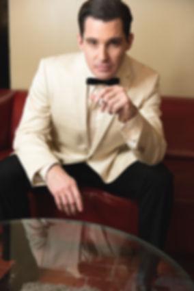 David Buglione as John Mitchell