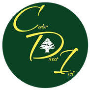 Cedar Direct Log Homes Logo