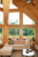 Diamond Lake Log Home