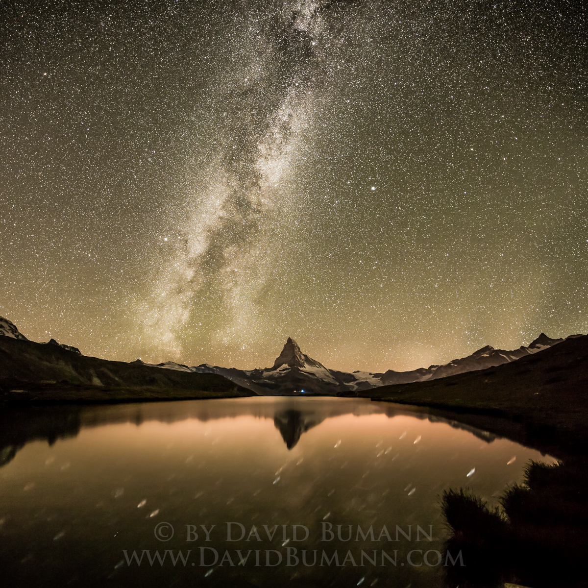 Cosmic Mirror - Matterhorn's Reflect