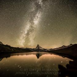 Cosmic Mirror - Matterhorn's Reflect