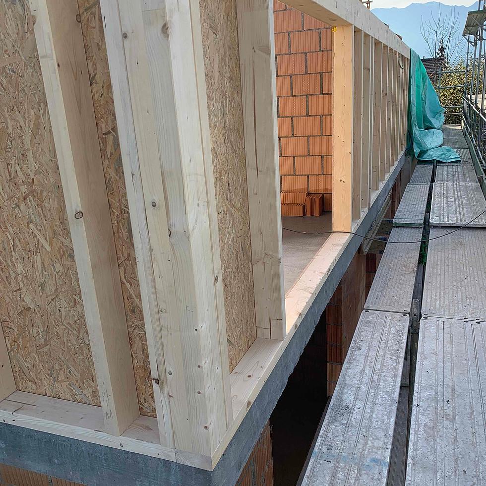 Umbau, Renovierung, Sanierung in Uttigen