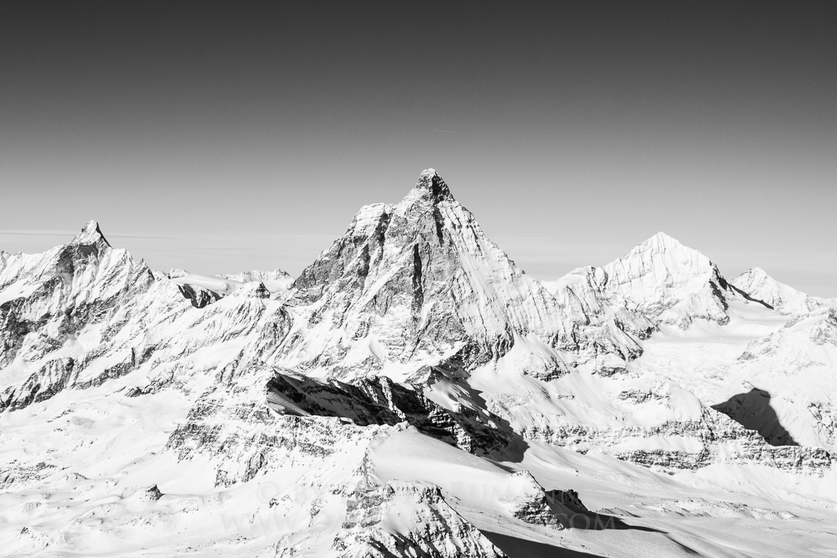 The Otherside of the Matterhorn
