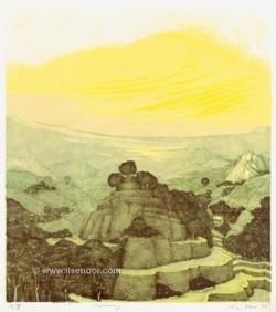 Ilse Noor, etching, printmaker