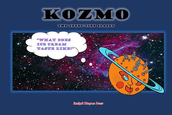 KOZMO The Teeny-Tiny Planet