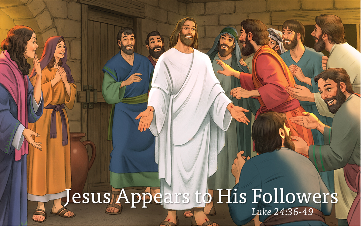 Jesus Appears to His Followers
