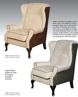 Sutton Chairs