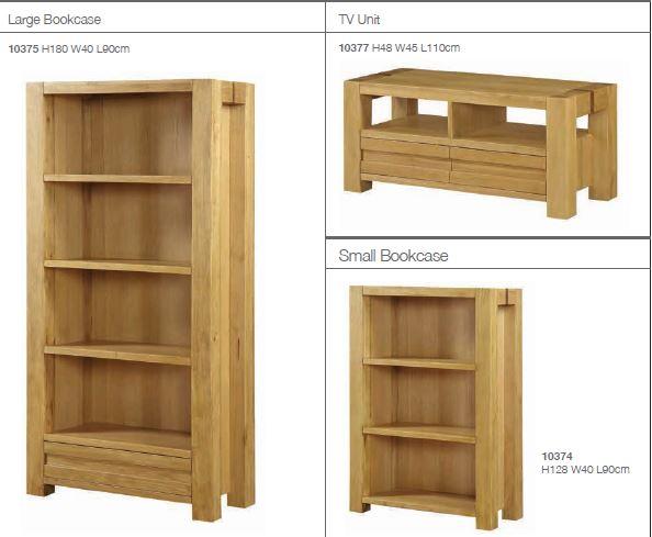 Meridian Bookcase