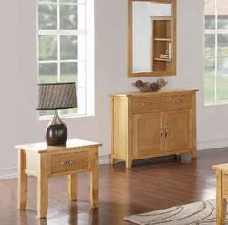 ellison Oak lounge