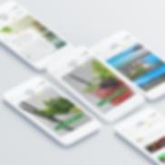 UI Mockups of Exlusivi