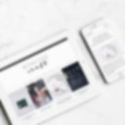 Bona Fide Craft Website Mockup