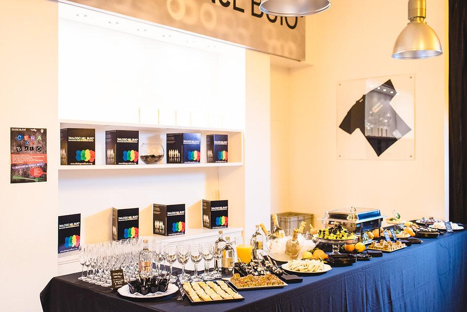 Fotografo food e catering