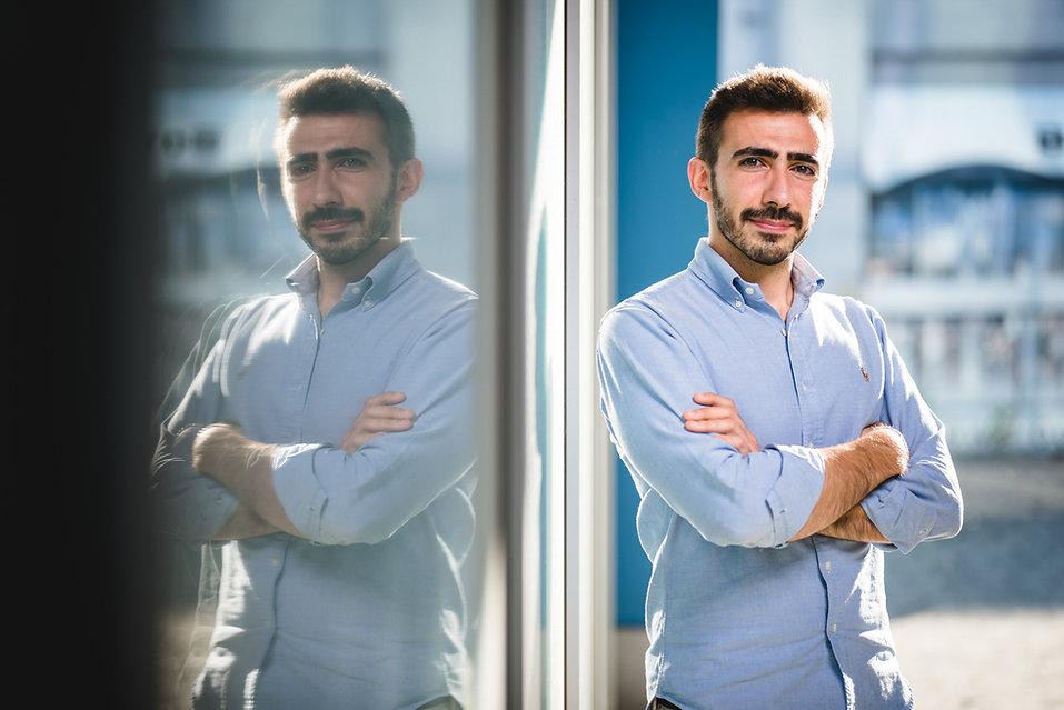 fotografo ritratto aziendale Milano
