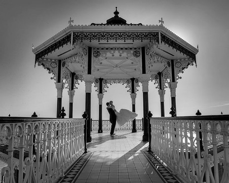 Hove Bandstand