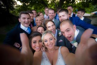Selfie Group Shot