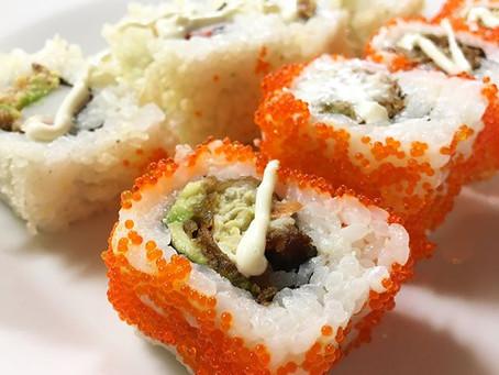 Sushi Mania @ Fujiyama