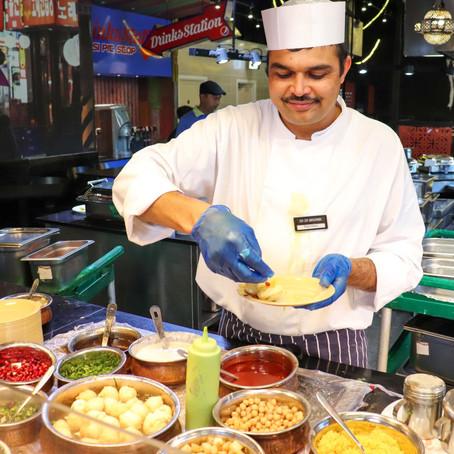 Live Street Food Market @ Zaza Bazaar