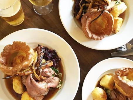 Family Sunday Roast @ The George Inn