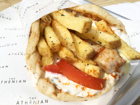 Greek Street Food @ The Athenian