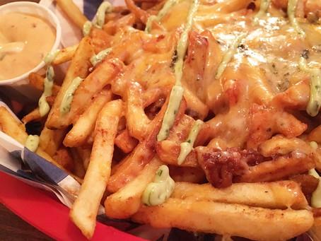 The Oh-so-dirrty Fries @ Hobgoblin