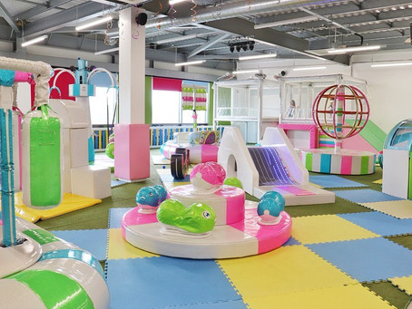 Best Soft Play @ Little Giggles