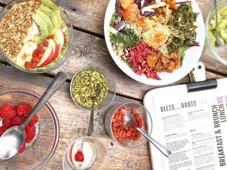 Healthy Kick @ Beets 'n Roots Café