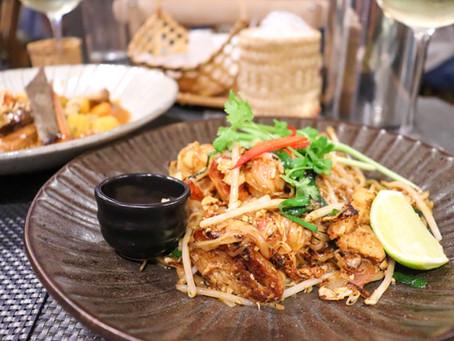 Authentic Thai Food @ Giggling Squid