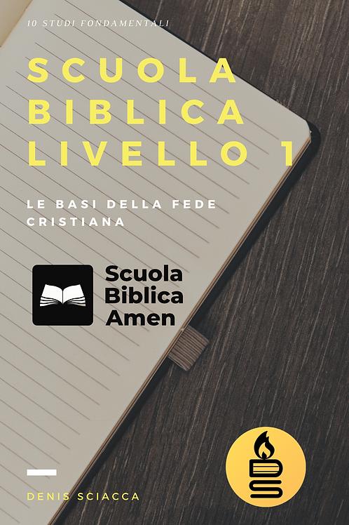 Scuola Biblica 1