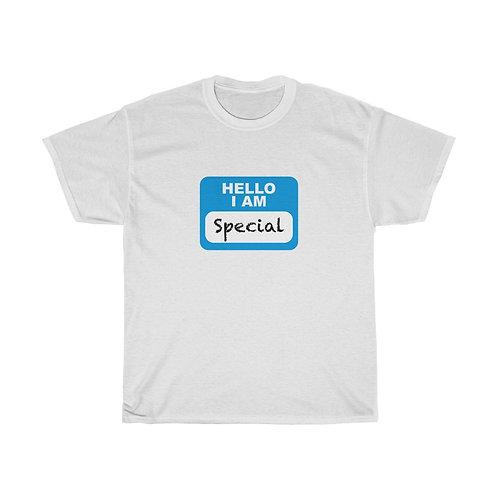Hello I'm Special - Short Sleeve Tee