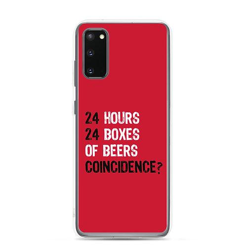 Beer Coincidence - Samsung Case