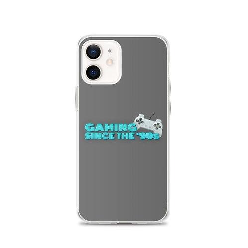 Retro Gaming '90s - iPhone Case