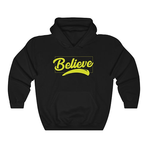 Believe - Heavy Blend™ Hooded Sweatshirt