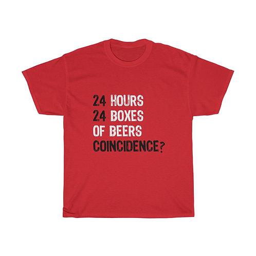 Beer Coincidence - Short Sleeve Tee