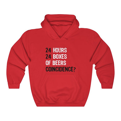 Beer Coincidence - Heavy Blend™ Hooded Sweatshirt