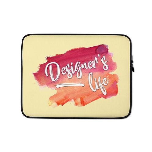 Designer's Life - Laptop Sleeve