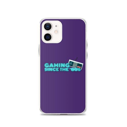 Retro Gaming '80s - iPhone Case