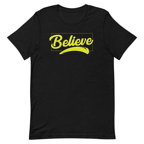 Believe - Short-Sleeve T-Shirt