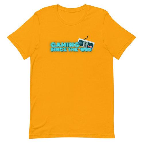Retro Gaming '80s - Short-Sleeve T-Shirt